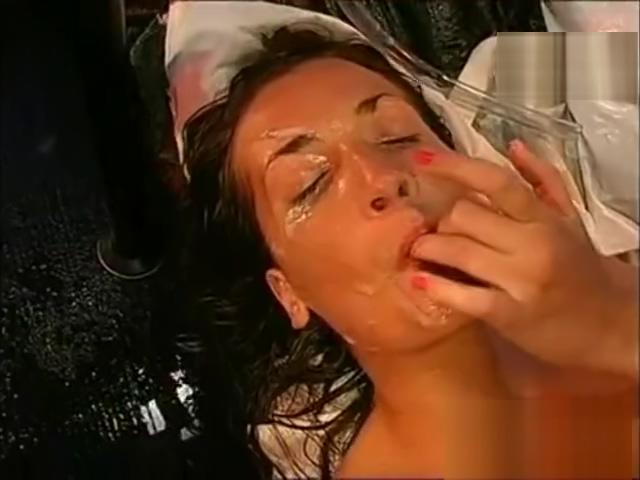 Angie swimming in piss. Stupid slut. Amateur petite blonde milf