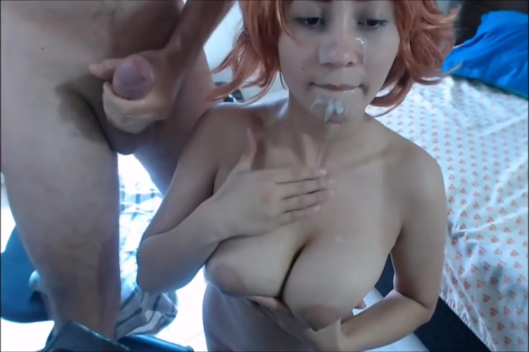 Latina Busty StepSister Sprayed With Hot Jizz Mature ass and legs