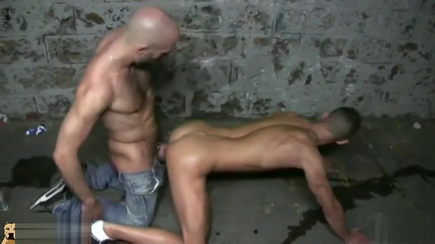 Hardcore Under the Tunnel Homeless girls that want to fuck