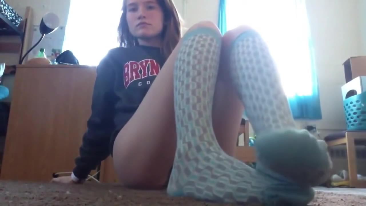 Samanthasocks in long socks