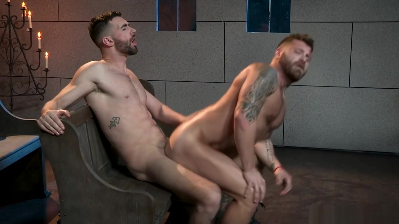 The Night Riders, Sc.2 - Woody Fox & Riley Mitchel best toy for orgasm male