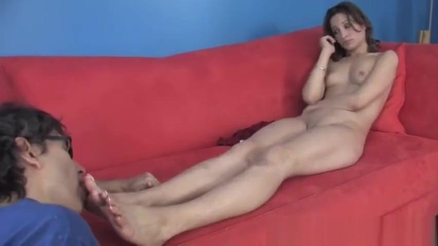Amber Foot Slave Barely legal penetration porn