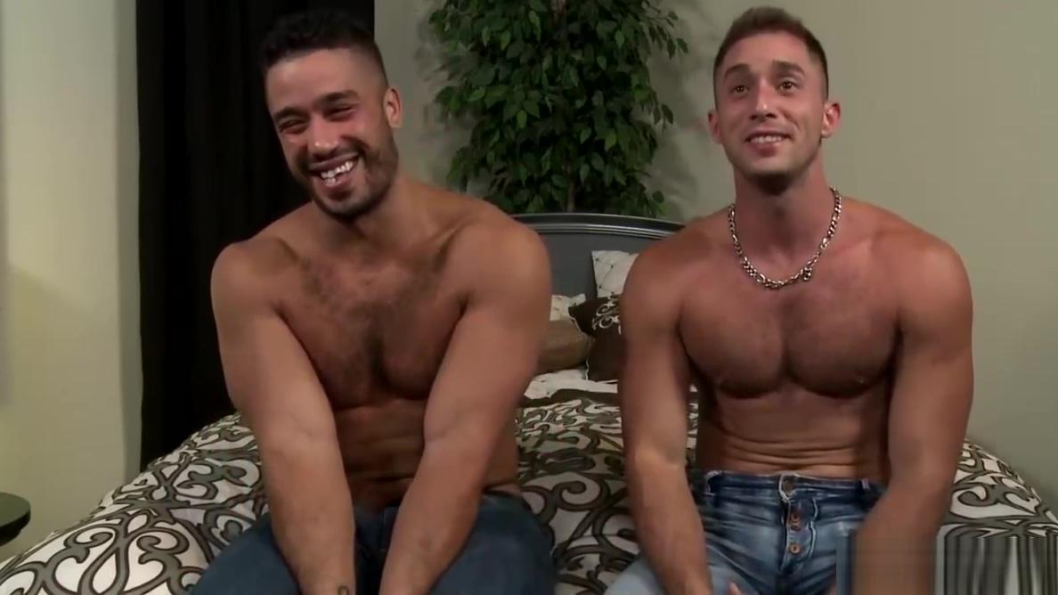 BTS MenOver30 - Sexy Latinos Armando De Armas & Trey Turner Nepali Wife Fucking Husband