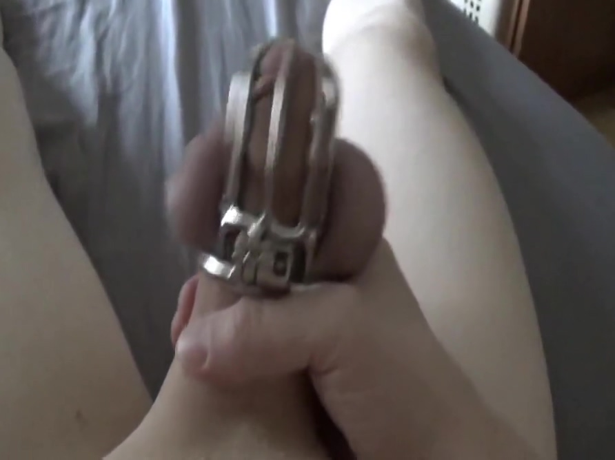 Four Weeks Locked in Chastity: Playing With My Caged Cock gallery old woman sex photos free downloadable anime porn videos