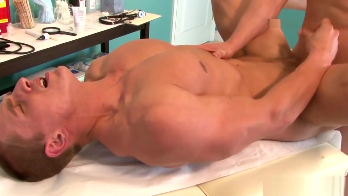 Cut stud assfucked by muscular doctor babs fuck slut wife tube