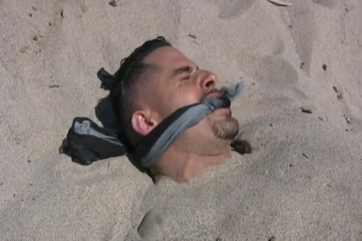 Marcus Buried At The Beach And Tickled free teen titan video porn