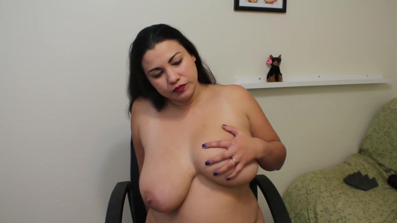 Hot Femdom Girl Burping