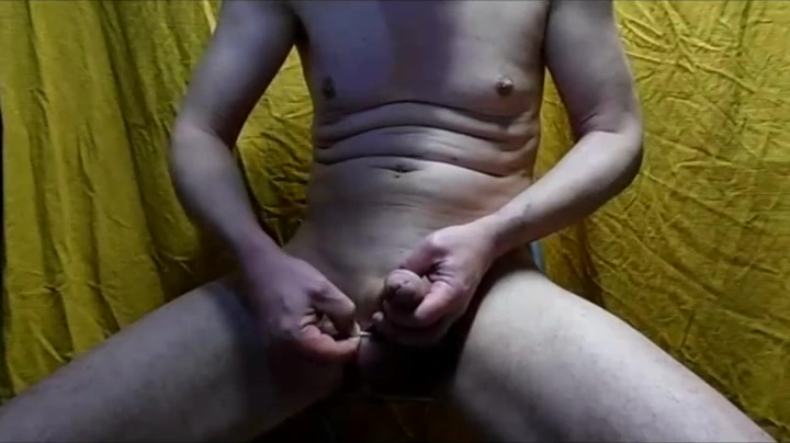 tribute neetles inside cock and electro hard urethra cam1 Tiny tits naked barely legal