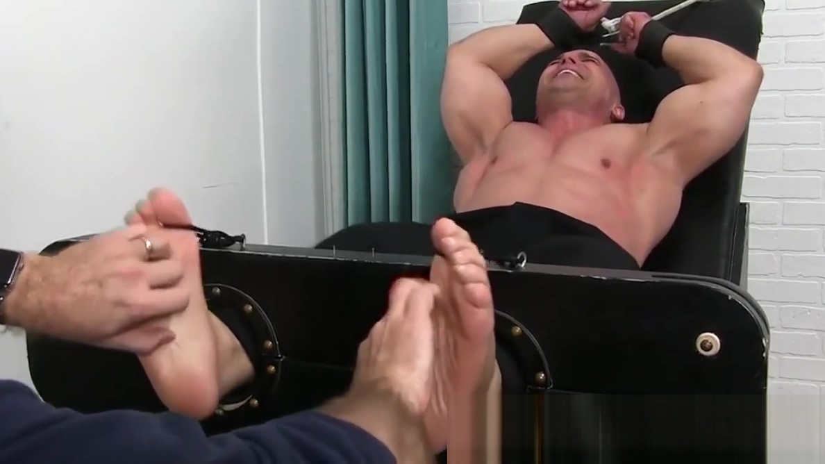 Feet fetish and tickling tormenting with older daddy and hun ex girlfriend porn reading