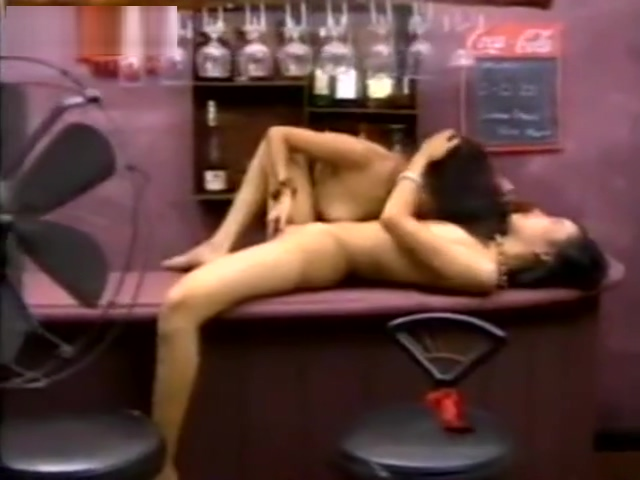 Sex in bar beer black long blowjob facial video