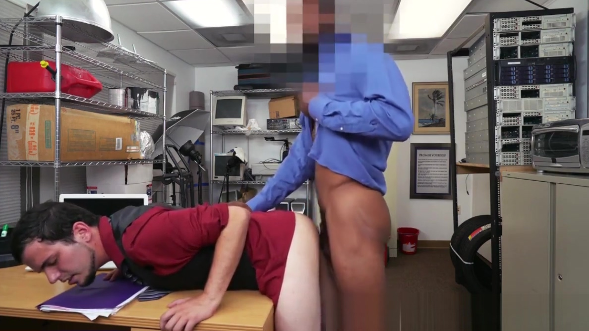 Bearded homosexual has interracial fuck session for money The best xxxvideos