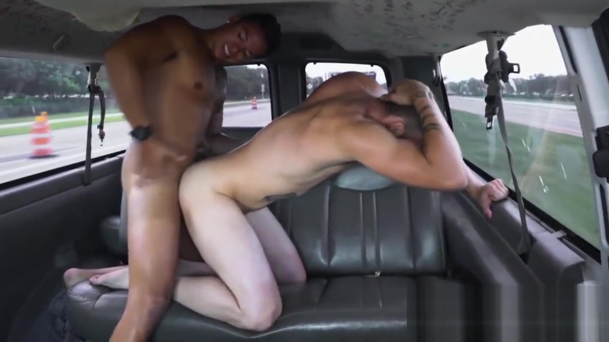 Bearded jock ass fucked by a straight guy in the van julia abenes sex videos