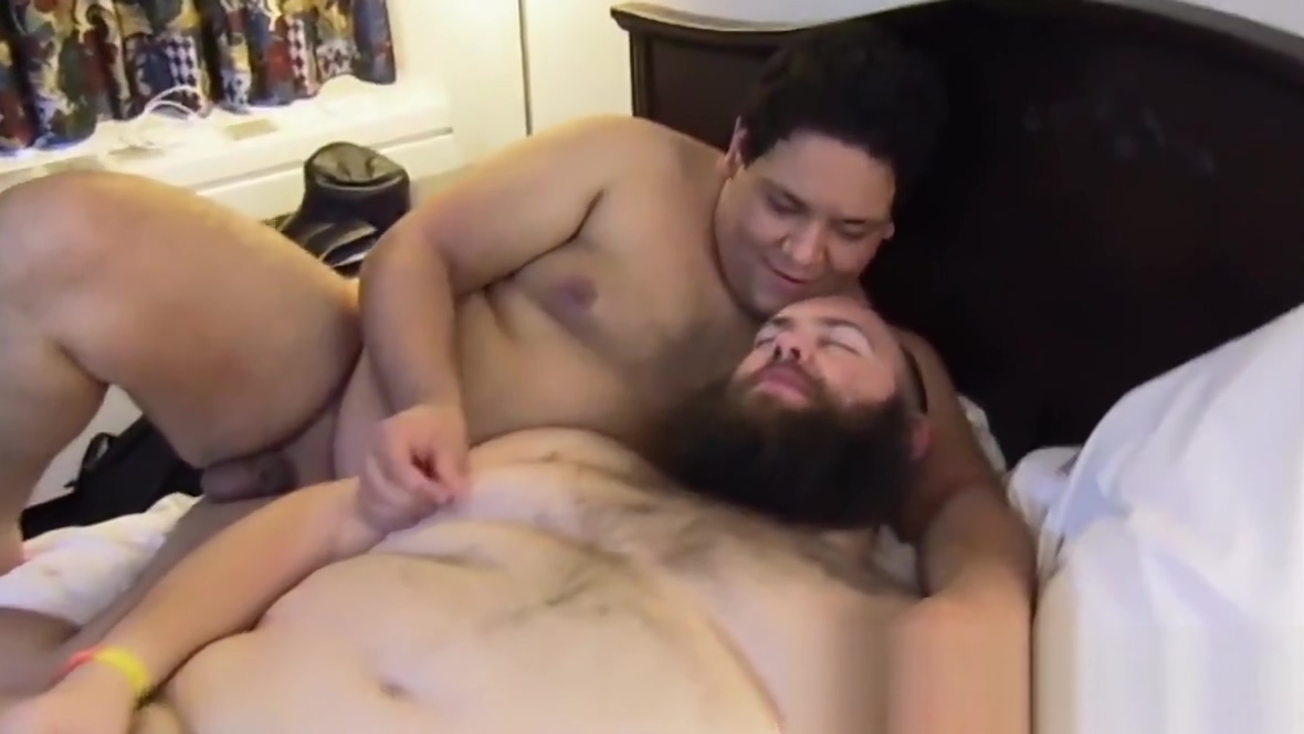 Big beard otter blowing cock during bear threesome Adult phone dating chat lines in san diego