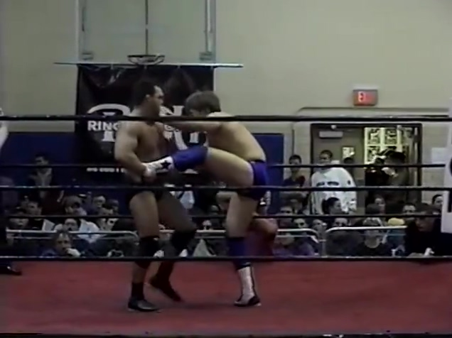Hot Wrestling Men: Collyer vsDanielson Marge simpson sexy spinning
