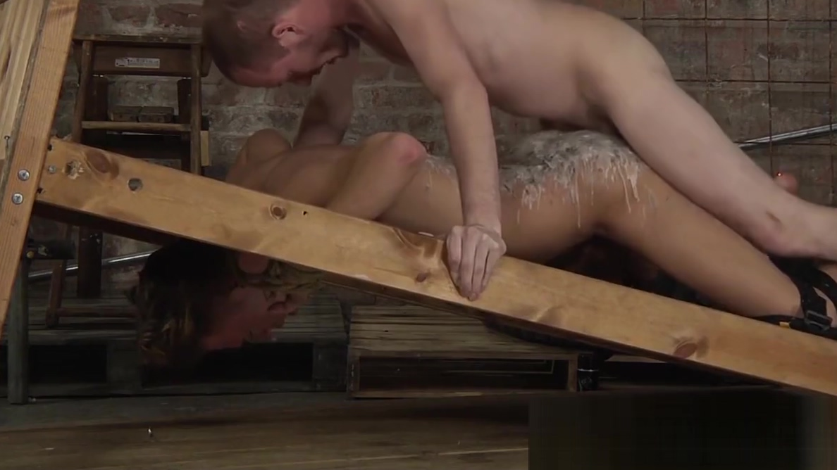 Roped twink whore roughly fucked and spunk blasted cleveland blues vintage baseball