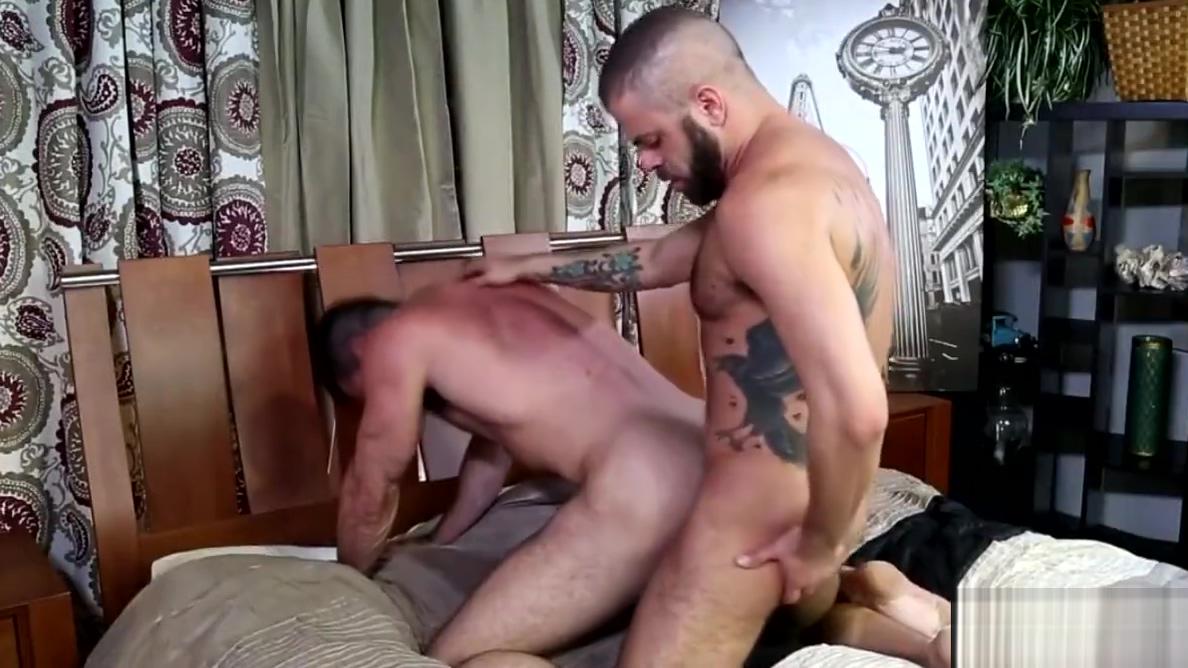 Marcus Isaacs fucks Billy Santoro Tattooed mother-in-law anal fucking