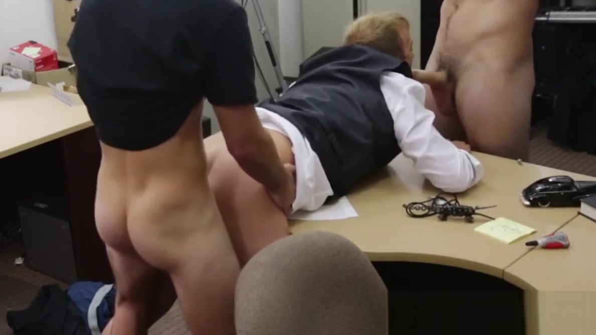 Handsome perv receives cock in ass and mouth by hung friend Pamela Rabe Porn