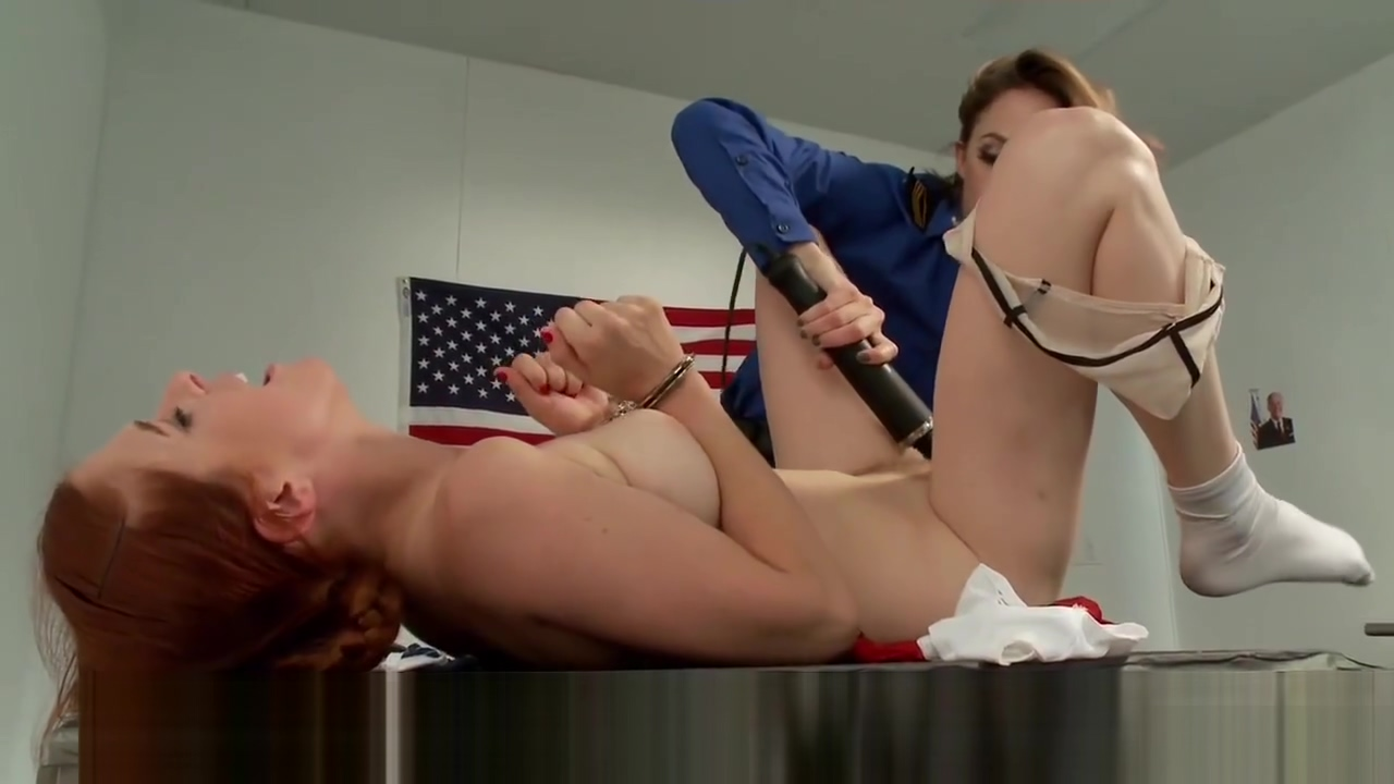 FROM KINK.COM: A GREAT LESBIAN SCENE CALLED, A TSA TAKEDOWN Thanks Kink! Girlfriend feet porn gif