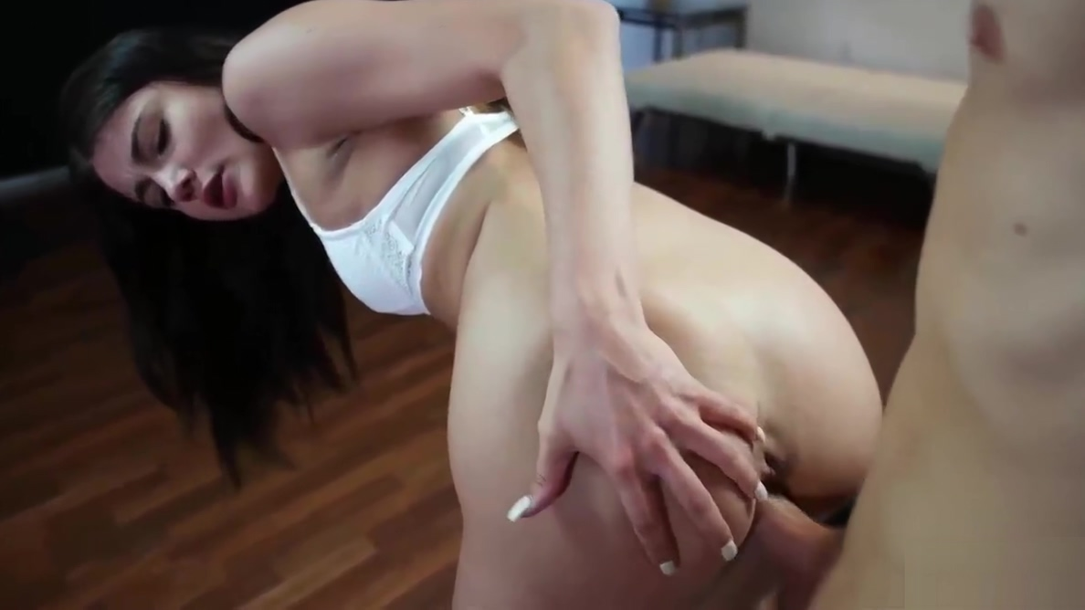 PHILAVISE-Meeting again for the first time with Adria Rae big tits redhead masseuse anal banged