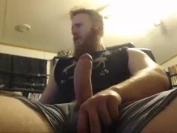 Big Dick Ginger Shoots Out A Massive Load Two awesome hot babes have