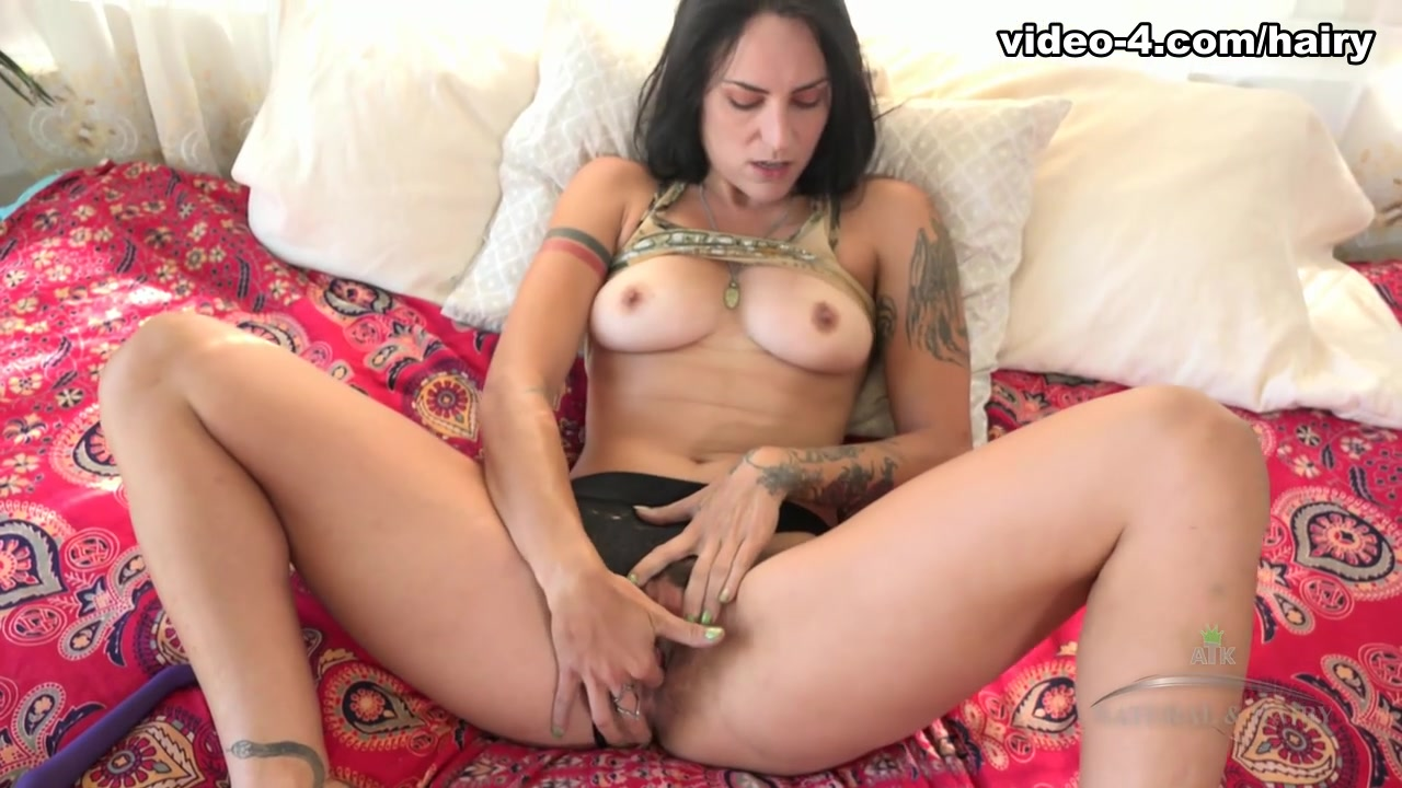 Delta Hauser in Masturbation Movie - ATKHairy Throat Fuck Free Porn