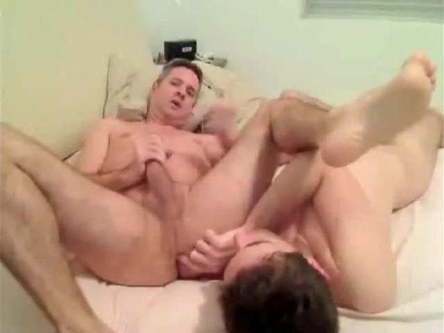 dad and son Black men white women sex videos