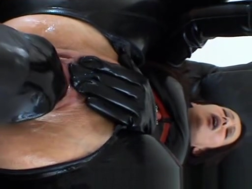 LATEX ANGEL 8 Mature big ass