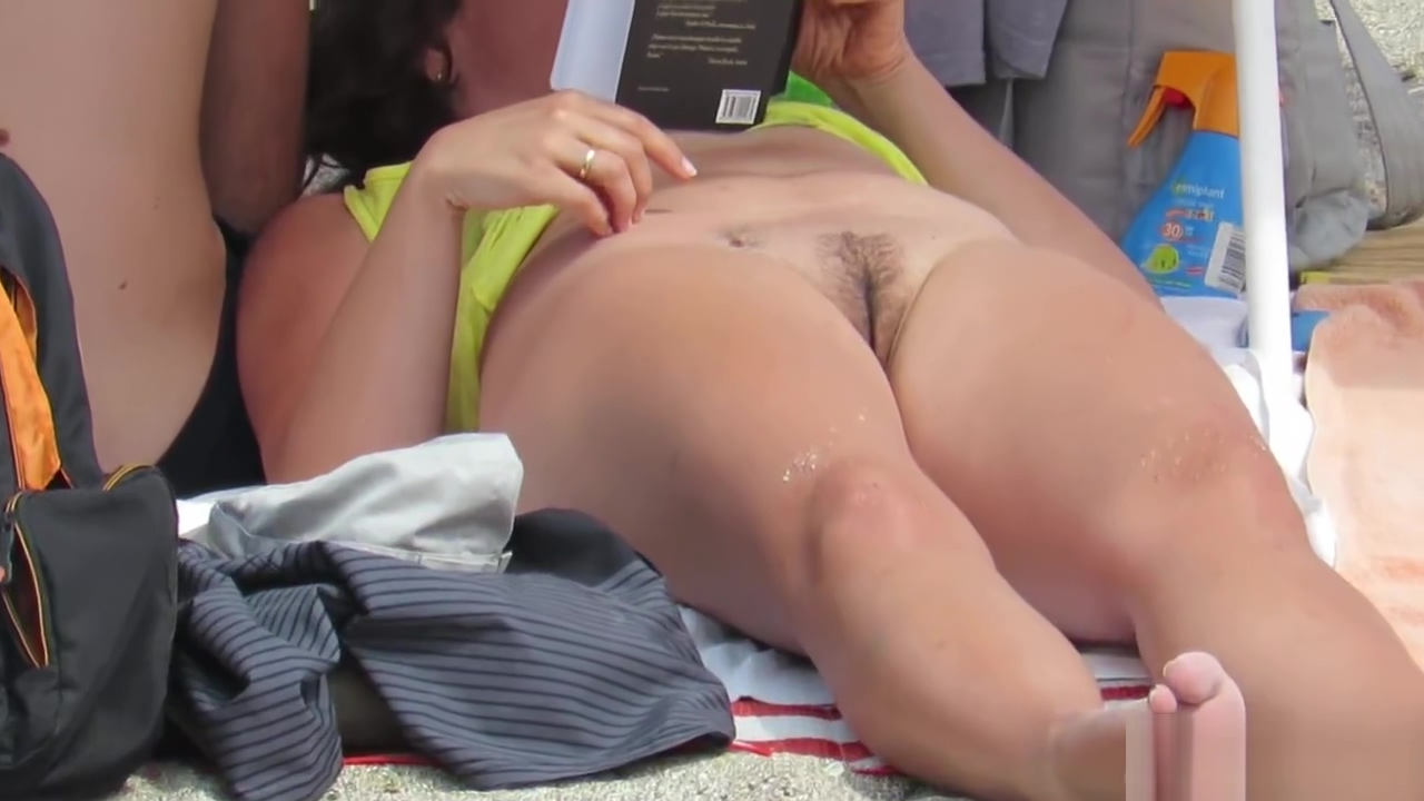 Sex On The Beach - Amateur Nudist Voyeur MILFs Stripper from campobello