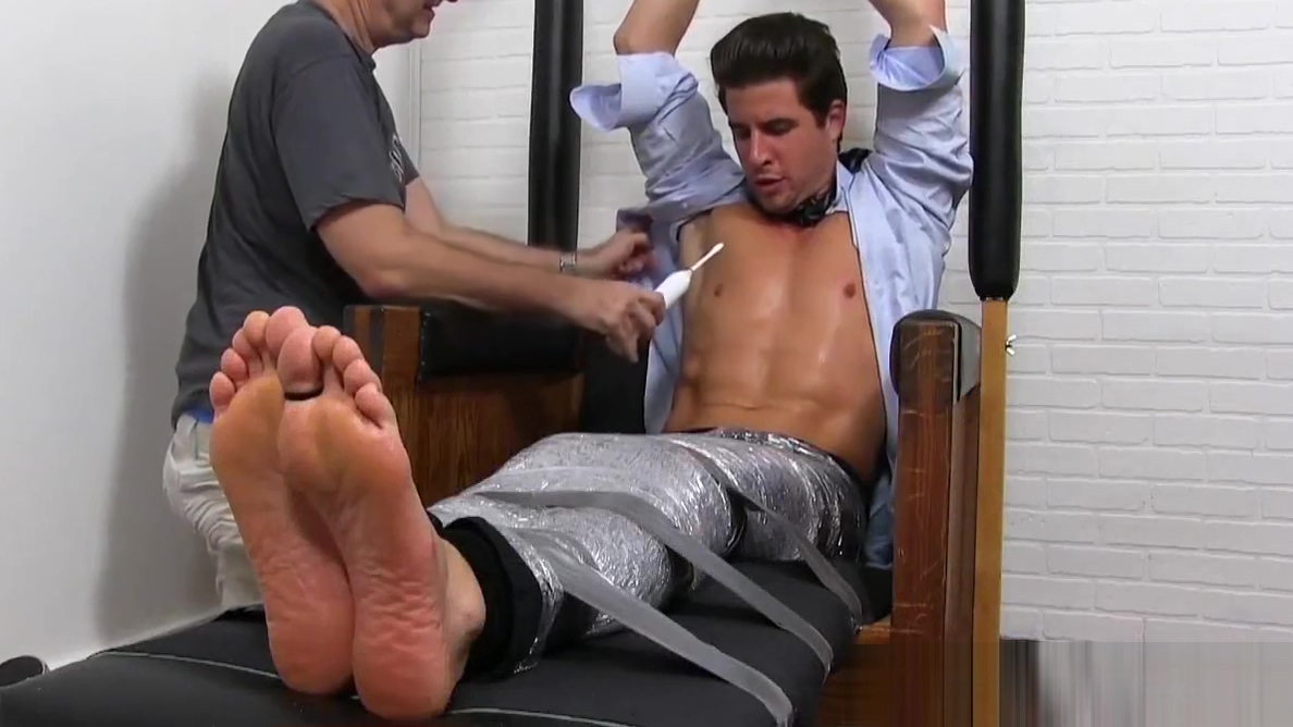 Tickle tormenting with jock Sergey Free Sex Black Big Cock