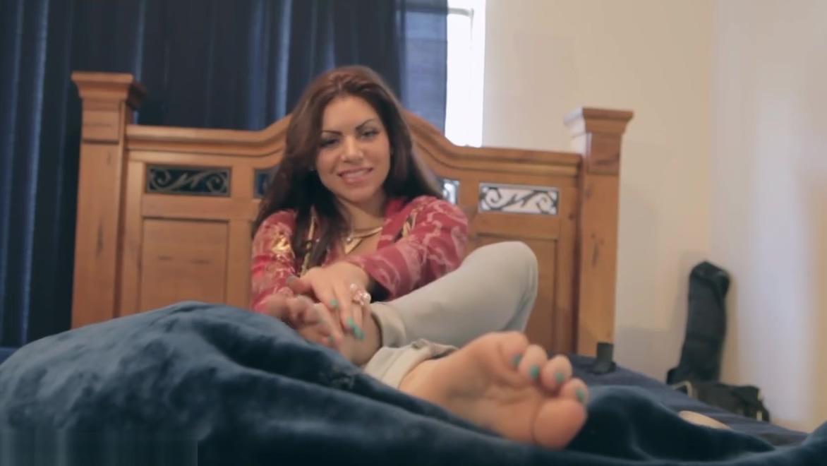 Marlas feet