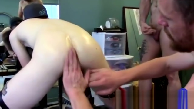 Male students fisting gay First Time Saline Injection for Caleb Blonde boobs sexy