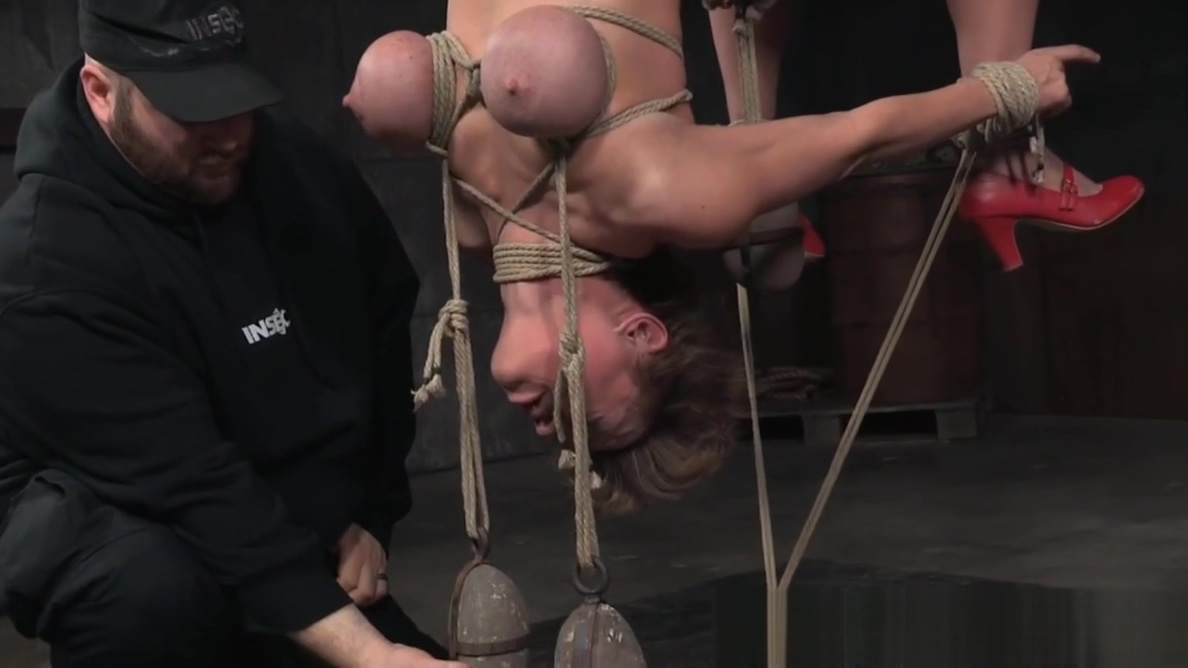 Breast bonded sub hanged and whipped by dom hardcore sex positions that girls like