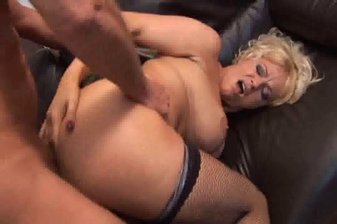 British doxy Starr receives screwed up the ass in fishnets Skinny fetish tgp