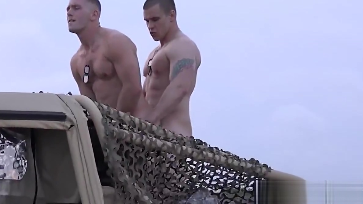Army hunk assfucked and jizzed outdoors Josh duhamel shirtless