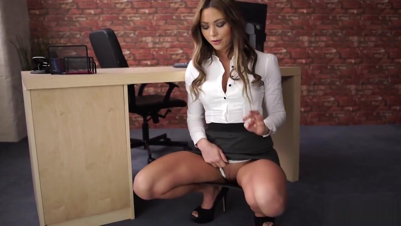 Natalia Forrest Secret Office JOI