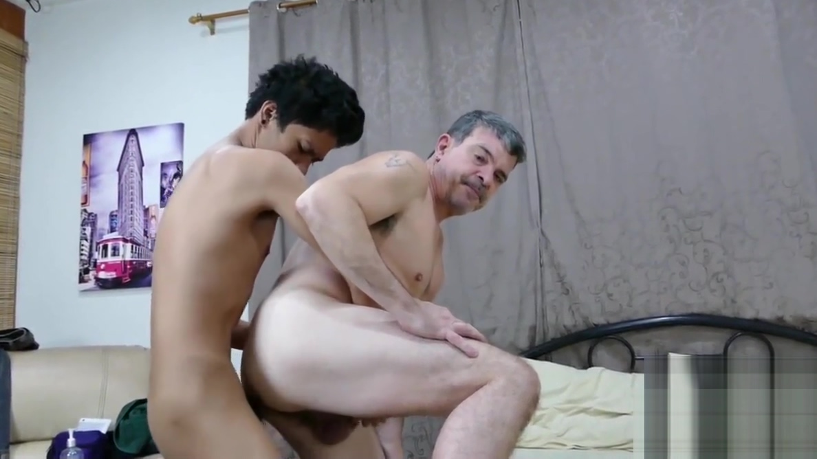Horny gay daddy shares his fantasy with a cute Asian twink Sex toys designed by women