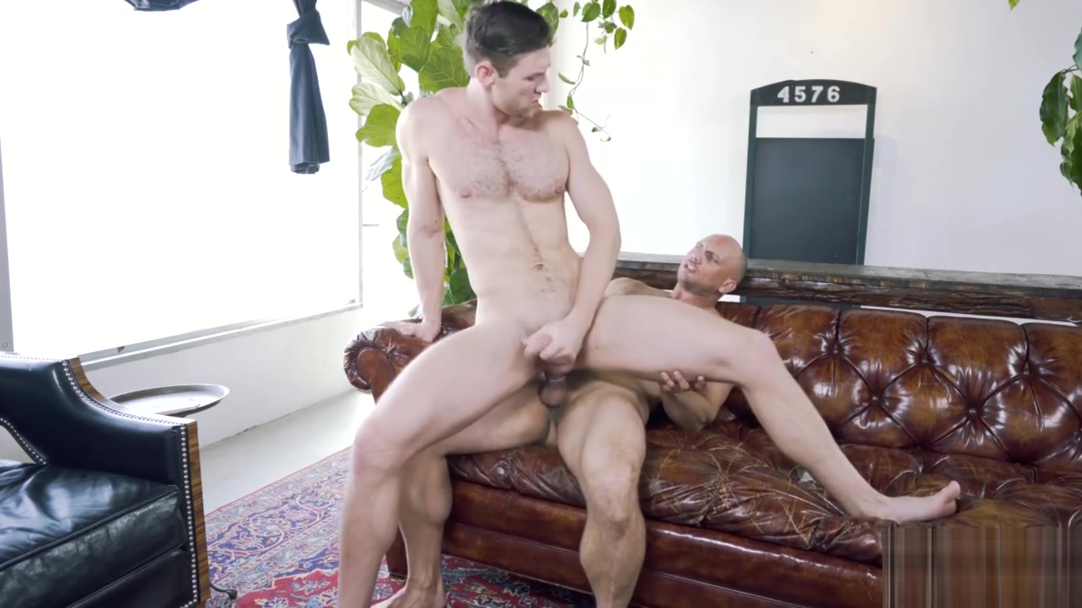 Horny studs Jacob Peterson and John Magnum getting it on 50 plus club reviews