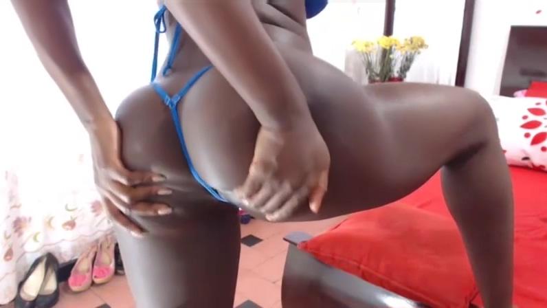 anabombom sexy spread ass