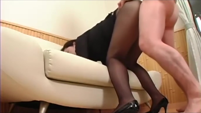 Japanese mature Blondes fucking after birth