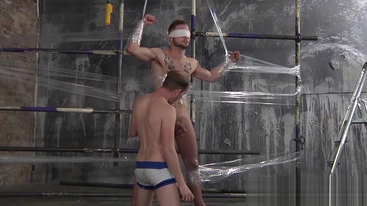Master Sean Taylor drills bottom twink slave Koby Lewis Adult themed video games