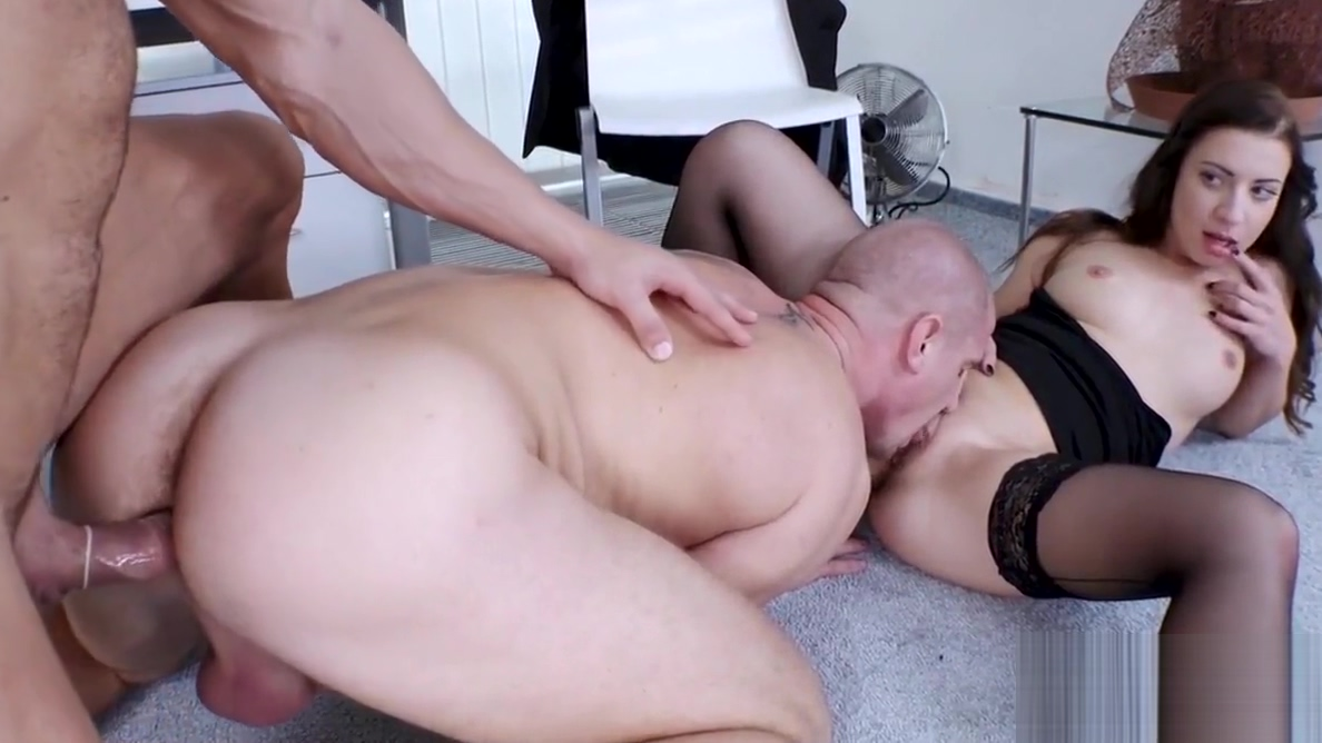 Muscular office manager has bi trio in the conference room Mature Anal Porn Movies