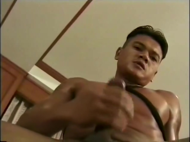 Asian BB JO Naked hard wet lick on the beach