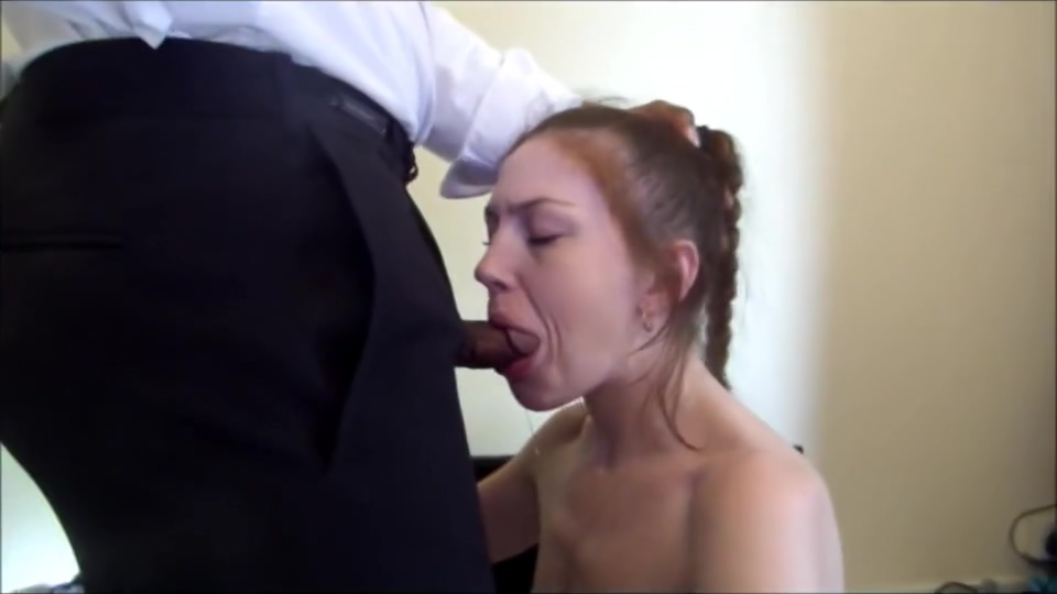 Sloppy Deepthroat Blowjob After A Hard Days Work Blondes with big tits sucking huge dicks