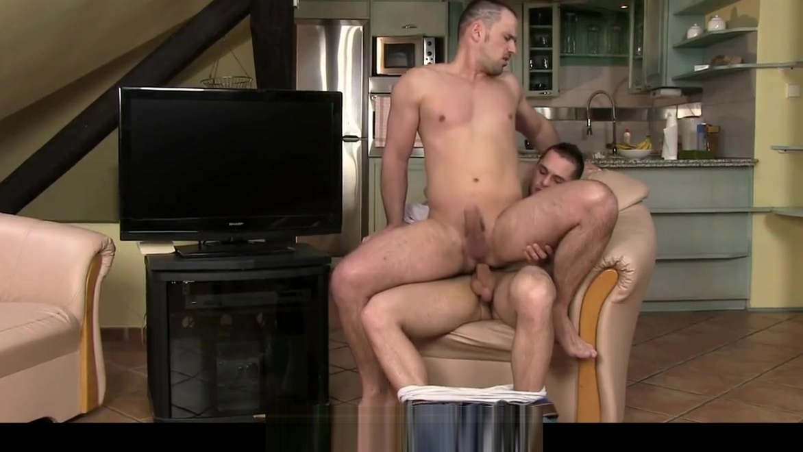 Muscle man seduces his married buddy the sexy girl panties movie