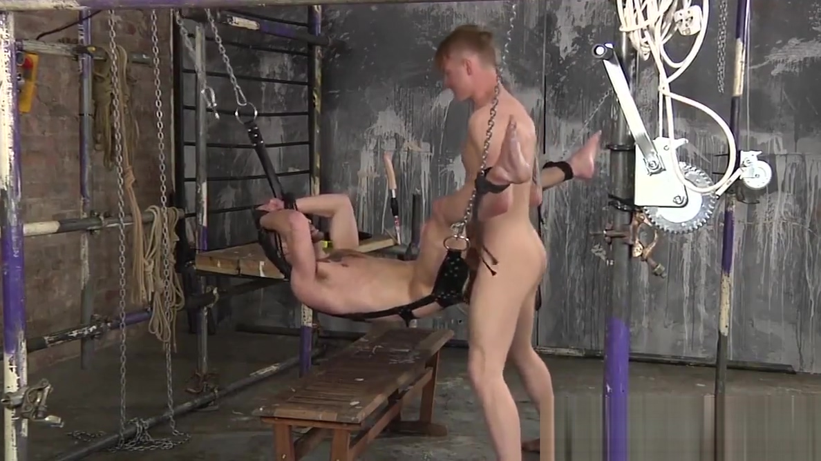 Horny twink Tyler delivers a rough and hard anal banging Monster girl island