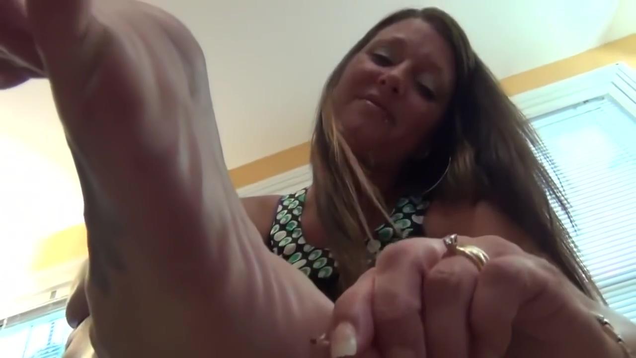 In mom feet