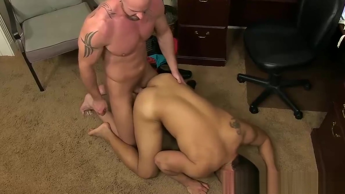 Mitch Vaughn and Spencer fucking once again in the office sexy gay yong boy