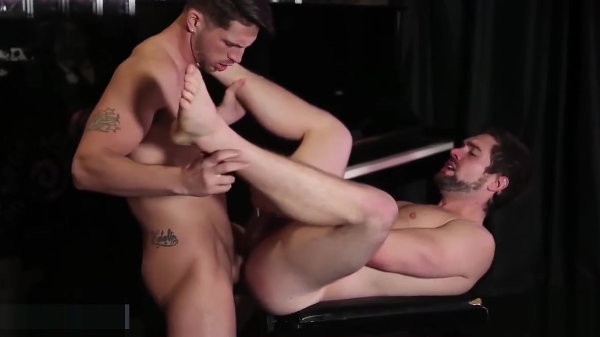 Griffin Barrows and Roman Todd - Prohibition Part 3 My face feels tight and dry