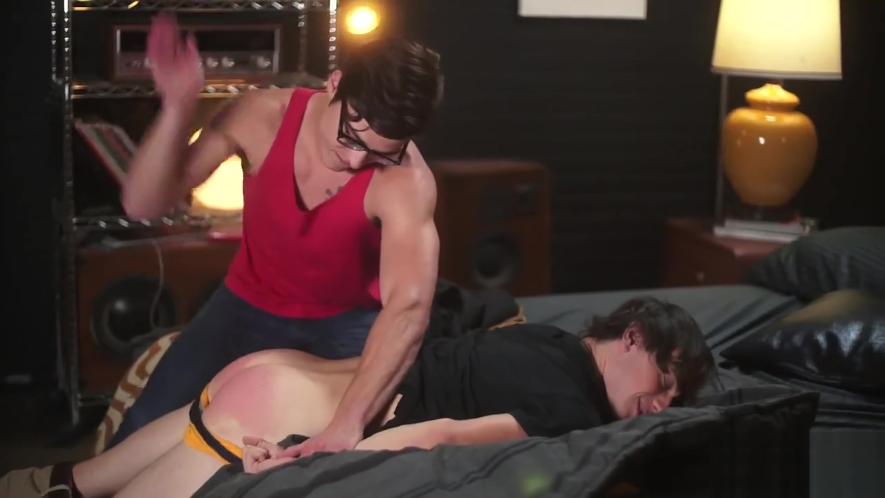 Cole gets spanked nude young beautiful petit
