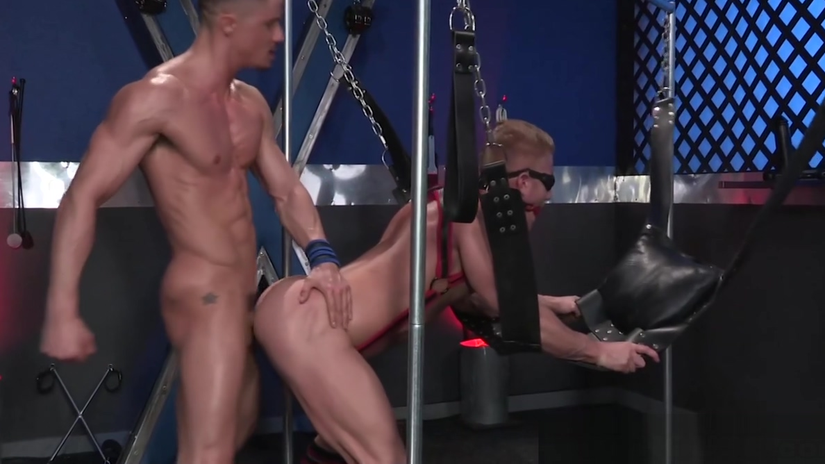 HotHouse Skyy Knox Gags and Blindfolds Hunk Johnny V best sex free porn videoa